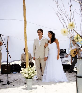 Beach Wedding in South Africa